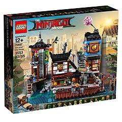 LEGO Ninjago City Docks 70657