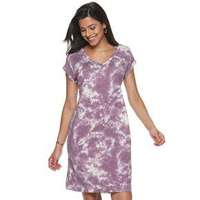 Women's SONOMA Goods for Life? Dolman T-Shirt Dress