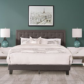 Hillsdale Furniture Tufted Bed