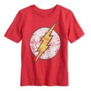 Boys 4-12 Jumping Beans® DC Comics The Flash Logo Graphic Tee