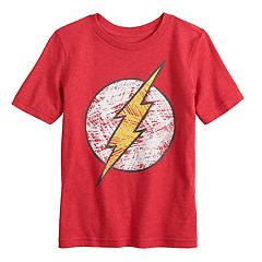 Boys 4-12 Jumping Beans® DC Comics The Flash Logo Graphic Tee