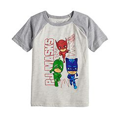 Boys 4-12 Jumping Beans® PJ Masks Raglan Graphic Tee