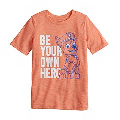 Boys 4-12 Jumping Beans® Paw Patrol Chase 'Be Your Own Hero' Graphic Tee