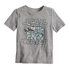 5849108ac Boys Graphic T-Shirts Kids Star Wars Tops & Tees - Tops, Clothing ...