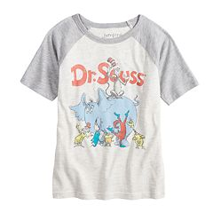 Boys 4-12 Jumping Beans® Dr. Seuss Raglan Graphic Tee