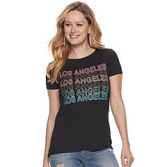 2d61f79bfba Women s Rock   Republic® Los Angeles Graphic Tee