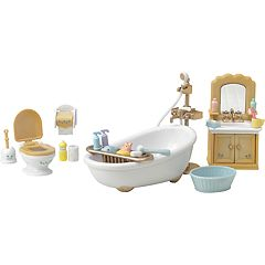 Calico Critters Country Bathroom