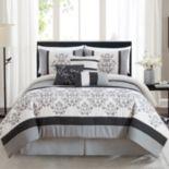 Corrine 7 Piece Comforter Set
