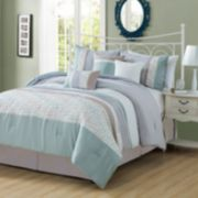 Riverbrook Home Laurel 7 Piece Comforter Set