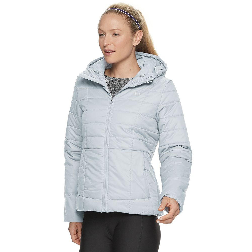 Women's Under Armour Insulated Hooded Jacket