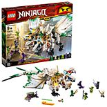 LEGO Ninjago The Ultra Dragon 70679