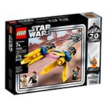 LEGO Star Wars Anakin's Podracer 20th Anniversary Ed 75258
