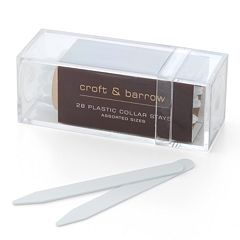 Croft& Barrow® Collar Stays