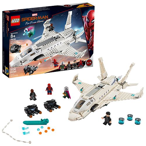 LEGO Super Heroes Stark Jet and the Drone Attack 76130