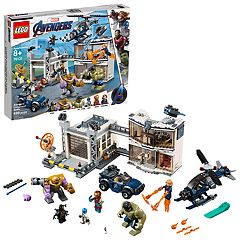 LEGO Super Heroes Avengers Compound Battle 76131