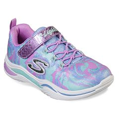 42d9a19f9aa Skechers S Lights Power Petals Girls  Light Up Shoes
