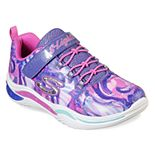 Skechers S Lights Power Petals Girls' Light Up Shoes