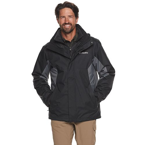 Men's Columbia Interchange 3-in-1 Jacket