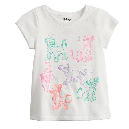 Disney's The Lion King Baby Girl Graphic Tee by Jumping Beans®