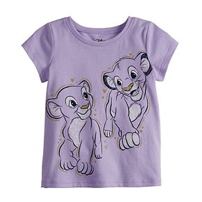 ebf55883f6de Disney's The Lion King Baby Girl Graphic Tee by Jumping Beans® | null