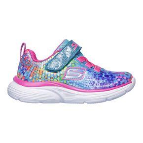 Skechers Wavy Lites Toddler Girls' Sneakers