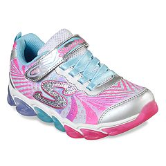 Skechers S Lights Jelly Beams Girls' Light Up Shoes