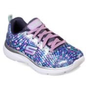 Skechers Lite Dazzle Sprints Girls' Sneakers