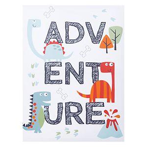 Trend Lab Dinosaur Adventure Canvas Wall Art