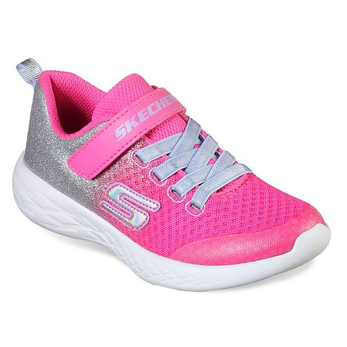 Skechers GOrun 600 Sprinkle Splash Girls' Sneakers