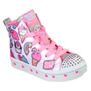 Skechers Twinkle Toes Twinkle Lite Character Sweets Girls' Light Up Shoes