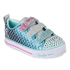 873d053d97db Skechers Twinkle Toes Twinkle Lite Girls  Light Up Shoes