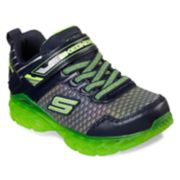 Skechers S Lights Flex Charge Blastistix Boys' Light Up Shoes