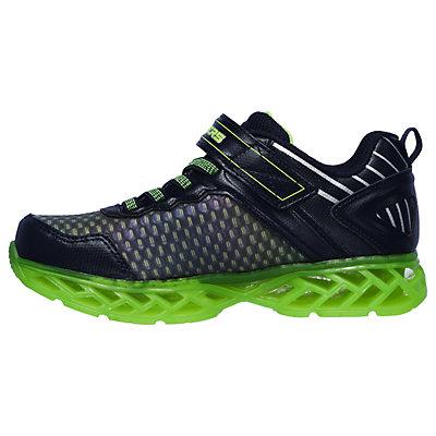 Skechers S Lights Flex Charge Blastistix Boys' Light Up Shoes