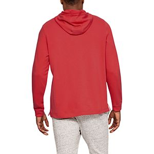 Men's Under Armour Sportstyle Terry Logo Pullover Hoodie