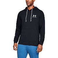 Deals on Under Armour Sportstyle Terry Pullover Hoodie Mens
