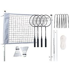 Franklin Sports Professional Badminton Set