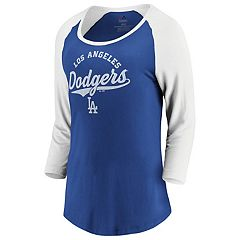 789bb6150e9 Women s Los Angeles Dodgers This Decides It Tee