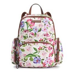 Dana Buchman Double-Entry Backpack