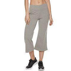 Women's FILA SPORT High-Rise Culotte Sweatpants