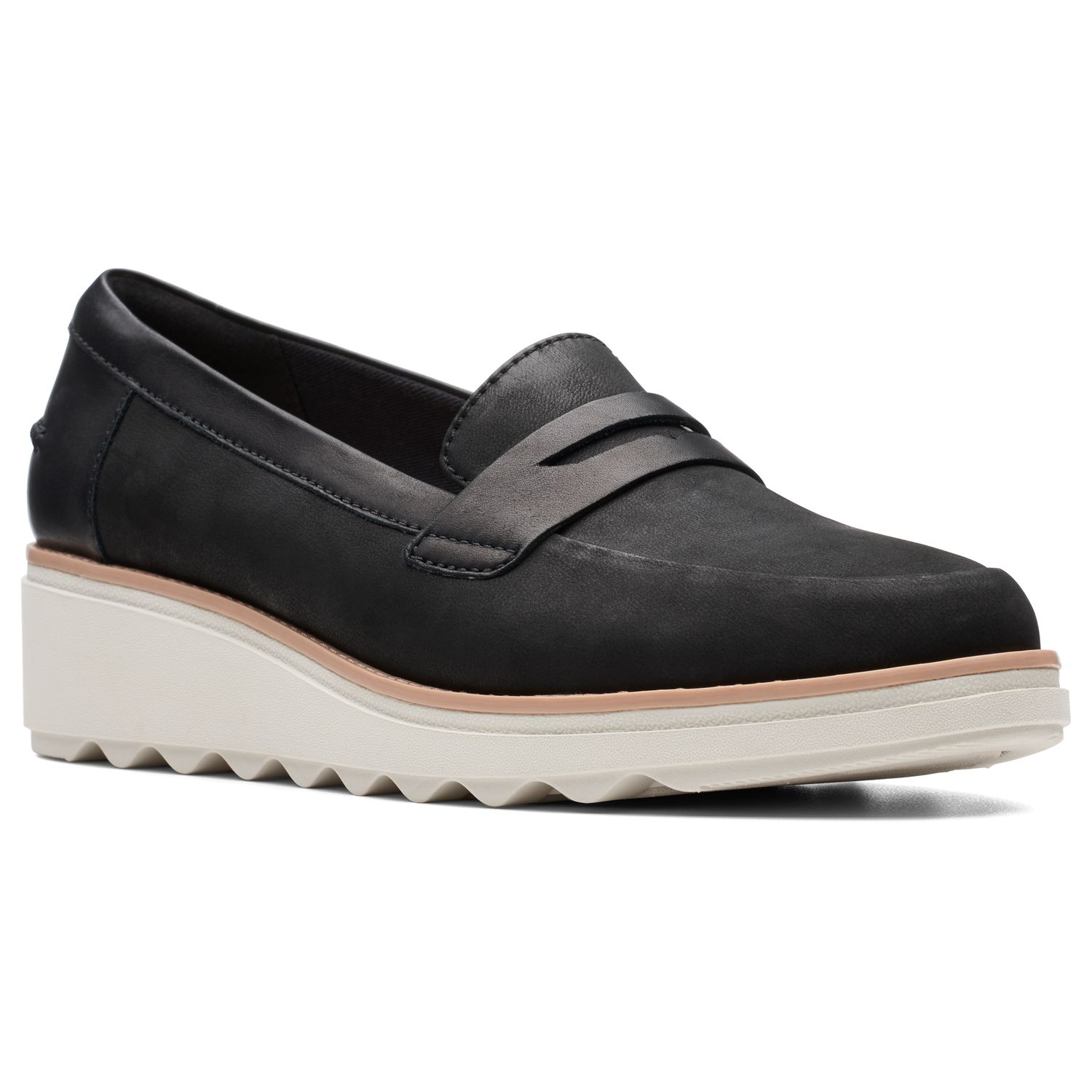 b9a2c79d386b8 Clarks Sharon Ranch Women's Loafers