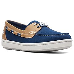 Clarks Step Glow Lite Womens' Boat Shoes