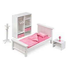 Badger Basket 13-Piece Bedroom Furniture Play Set