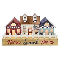Americana House Display