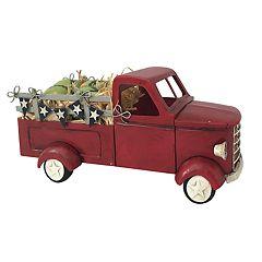 Americana Vintage Truck Decor