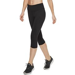 9b8d5cbafd Women's Tek Gear® Performance Mid-Rise Skimmer Capri Leggings
