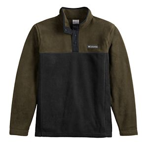 Men's Columbia Steens Mountain Half-Snap Pullover