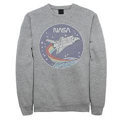 Men's NASA Space Shuttle Fleece