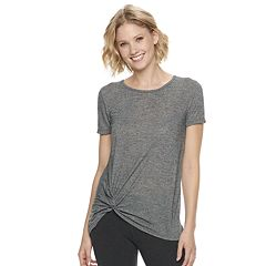 Women's Tek Gear® Twist-Front Top
