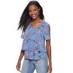 Women's Juicy Couture Double Layer Top