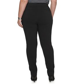Plus Size EVRI All About Comfort Pull-On Career Pants